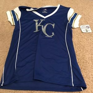 Tops - Kansas City Royals shirt